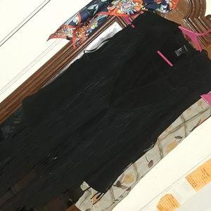 Cute fringe cowgirl vest